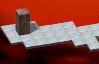 Bloxorz Puzzle